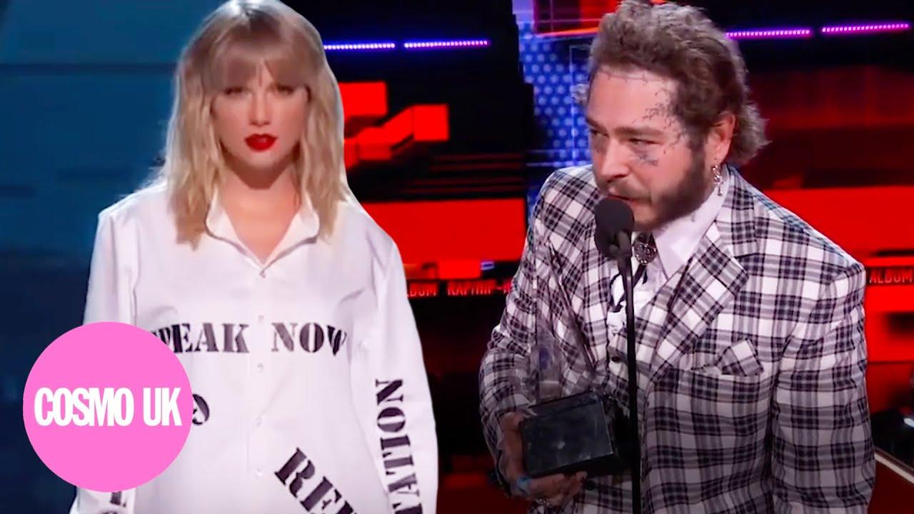 Most Awkward Moments At The 2019 American Music Awards | Cosmopolitan UK
