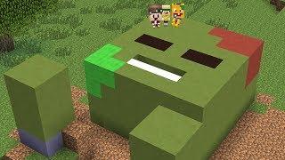 1000 JAHRE ALTEN ZOMBIE AUSGEGRABEN Minecraft mit Centex und Vitamine
