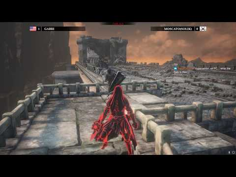 East VS. West Intl. Tournament Dark Souls 3