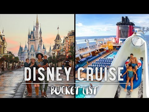 WE SUPRISED OUR KIDS WITH A DISNEY CRUISE!!