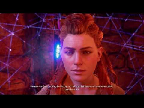 Horizon Zero Dawn Gameplay Part 13 1080p