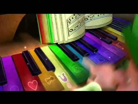 Lucky Charms TV Commercial, 'Rainbow Music'
