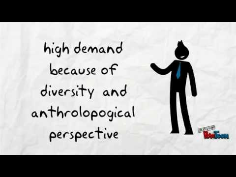 What Can You Do With An Anthropology Degree