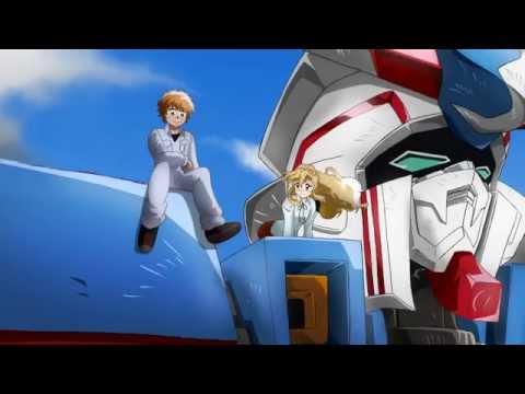 Mobile Suit Gundam Crossbone Opening