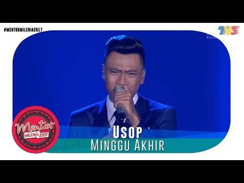 Mentor Millenia 2017 (L) | Akhir | Usop