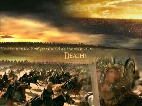 BO Le Seigneur Des Anneaux, Le Retour du Roi - La Charge du Rohan poster