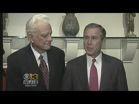 Evangelist Billy Graham, Who Reached Millions, Dies At 99