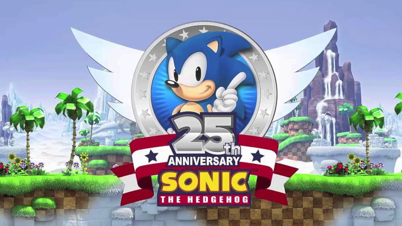 Download SONIC THE HEDGEHOG 25TH ANNIVERSARY   MUSIC MEDLEY