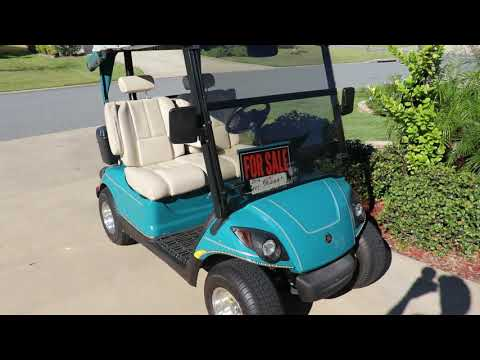 Yamaha Golf Cart For Sale (SOLD  SOLD  SOLD)