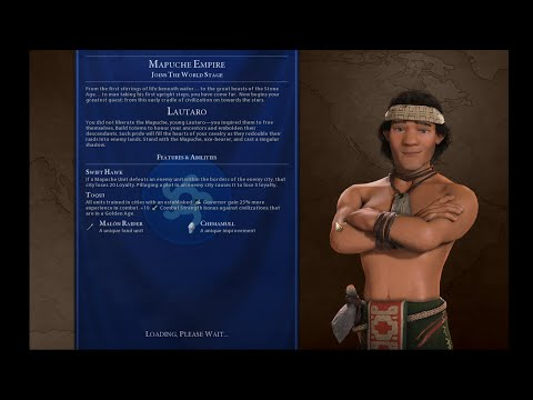 Let's Play Civ 6 Ep. 21 with Lautaro |