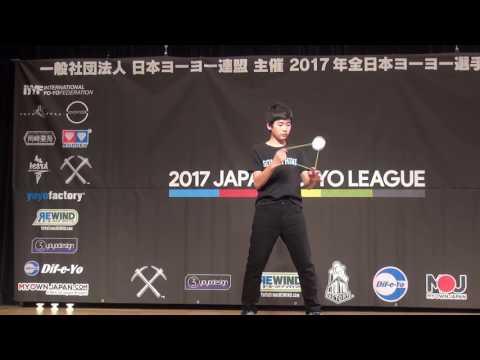 2017EJA Final 4A 01 Hajime Miura