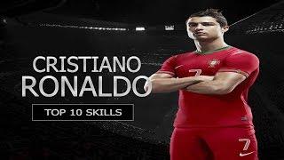 Cristiano Ronaldo ● Top 10 Skills ● HD