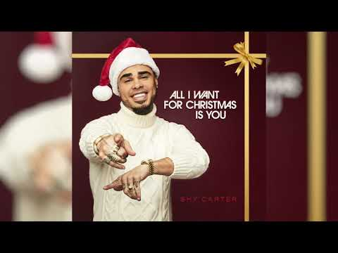 Shy-Carter-All-I-Want-For-Christmas-Is-You-Audio