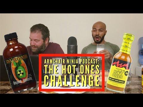 The Hot Ones Challenge - Da Bomb & The Last Dab Reduxx!