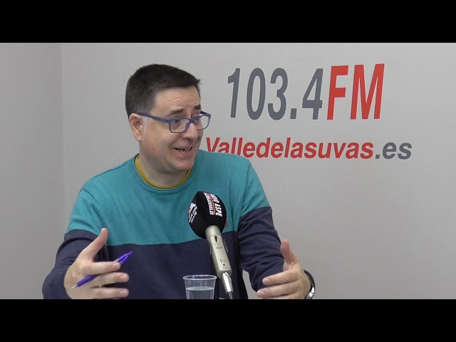 Entrevista a Sergio puerto, más participación de la oposición #Aspe 2019