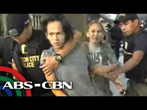Bandila: 3 'tulak ng droga', timbog sa QC