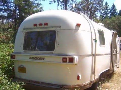 1970s Argosy Travel Trailer by Airstream