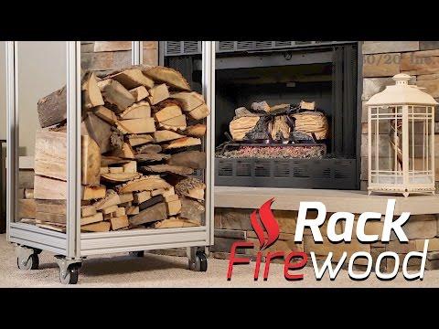 80/20 Inc: Xtreme DIY - Firewood Rack