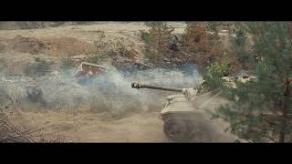 Otrā pasaules kara kauju rekonstrukcija  Tīsu armijas daļā 15.09.2018 | 4K