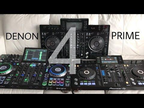 DENON Prime 4 vs Pioneer XDJ RX2