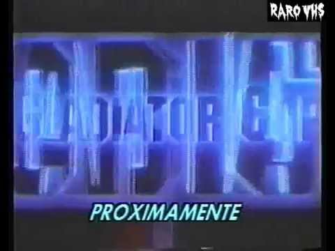 Gladiator Cop 1995  VHS