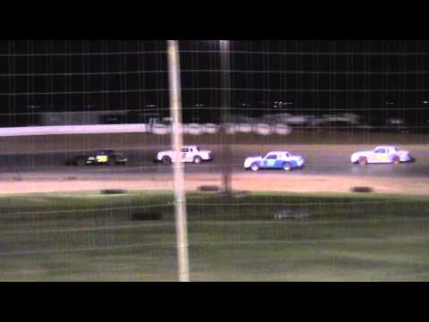 Hobby and Pure Stocks at Lubbock Speedway 7-12-13