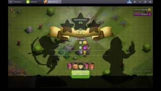 Clash of Clans part 6 - Dorf besuch + Angriffe und alte angriffe