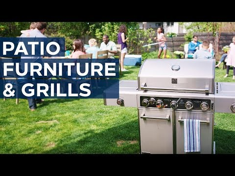 Sears Patio Furniture & Outdoor Grills | Shop for Sears Outdoor Dining & Patio Sets