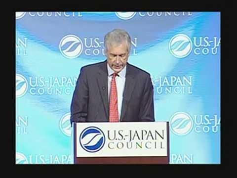 William Burns - U.S.-Japan Council 2013