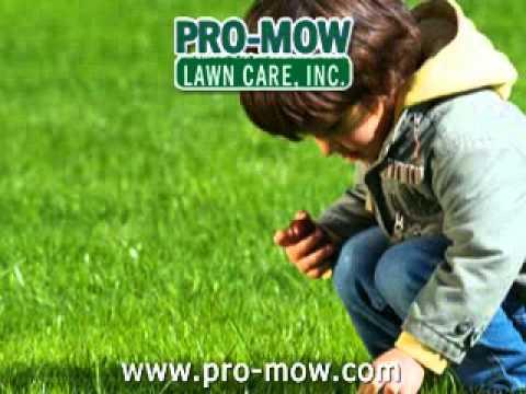 Pro-Mow Lawn Care, Inc - Charleston and Mattoon, IL - YouTube