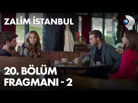 Zalim İstanbul 20. Bölüm Fragmanı - 2