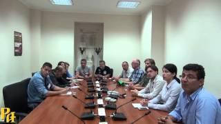 Пресс-конференция участников  международного форума  «European forum for Donbass»