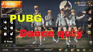 Khi các dance chơi PuBG || các điệu nhảy bá đạo trong PGPG