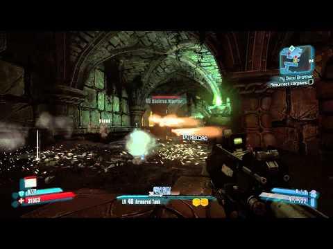 Borderlands 2 - Tiny Tina's Assault On Dragons Keep DLC (Gameplay/Commentary) [HD] Ep.53 |