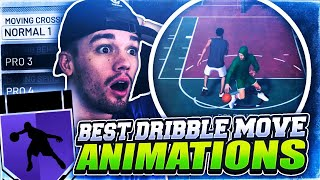 *NEW* UNGUARDABLE DRIBBLE MOVES ON 2K19! COLETHEMAN BEST DRIBBLE ANIMATIONS LEAKED AFTER PATCH!