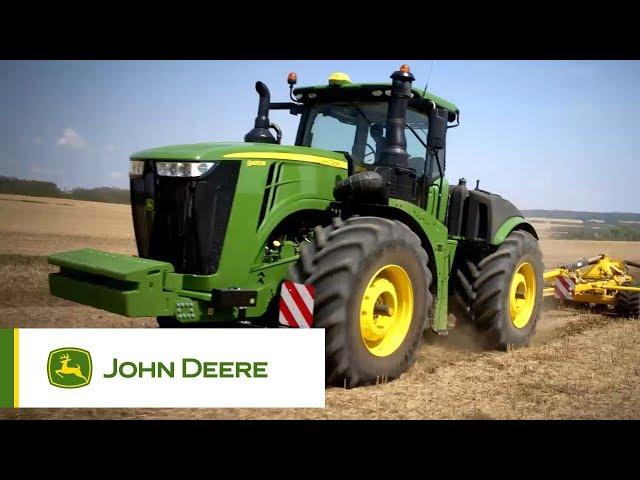 Ciągniki serii 9R | John Deere