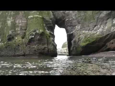 Sea Kayaking the North East Passage - Aberdour - Troup Head.