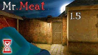 Прохожу игру, не открывая лаймовый замок | Mr. Meat 1.5