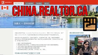 The Real Estate Levers - PLUS The Secret Chinese Realtor.ca Site