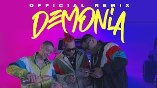 Billy Ronca Feat. Baby Rasta y Gringo - Demonia Remix