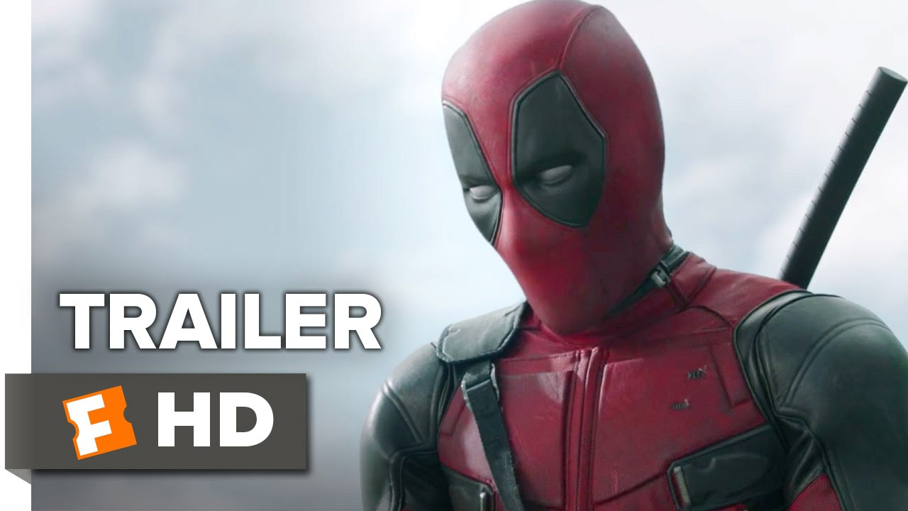 画像: Deadpool Official Trailer #1 (2016) - Ryan Reynolds Movie HD youtu.be