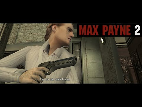 Max Payne 2 The Fall Of Max Payne Xbox Gameplay 2003 11 25 Youtube