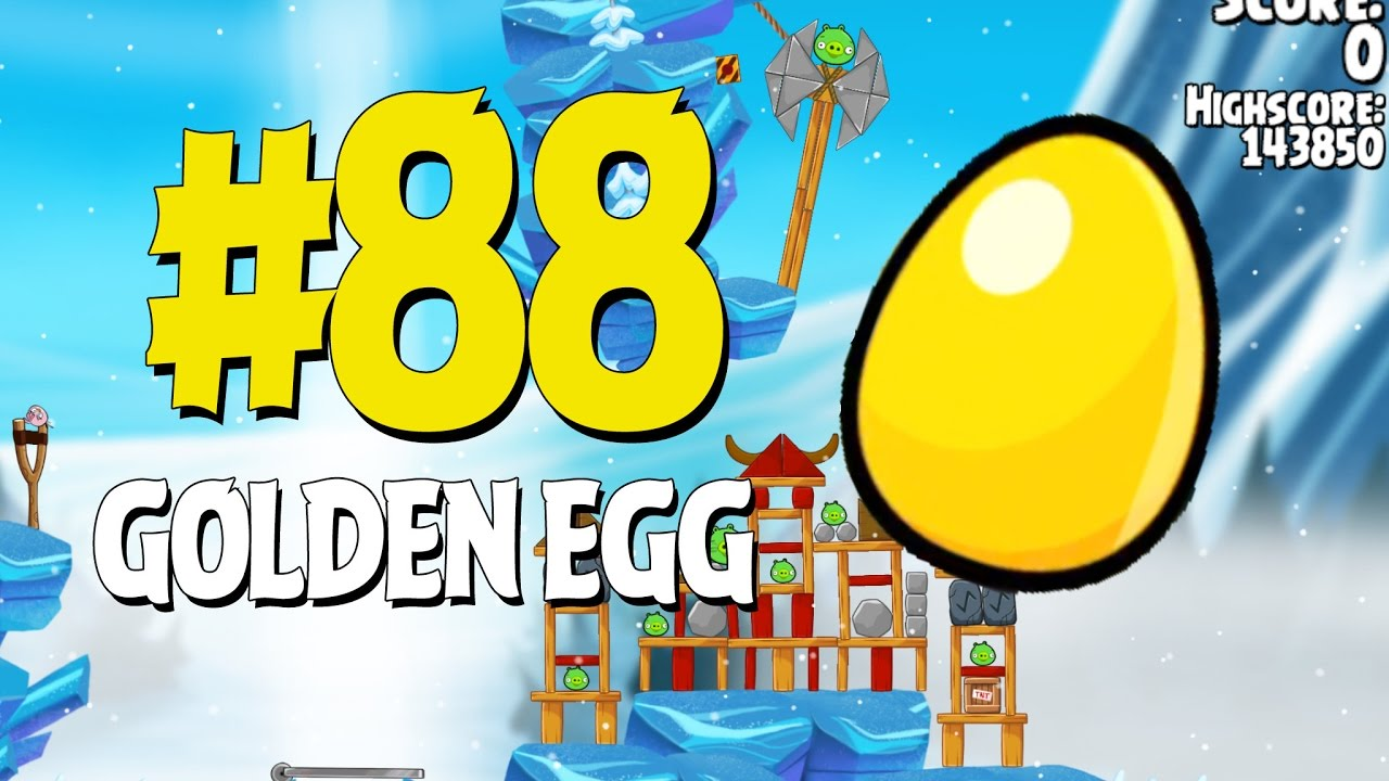 Angry Birds - All 27 Golden Eggs Locations Guide - video ...