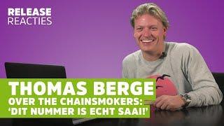 THOMAS BERGE: 'Ik ben 9x GEVRAAGD voor EXPEDITIE ROBINSON!'   Release Reacties