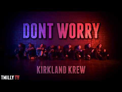 "Nicole Kirkland Presents ""DONT WORRY""  PartyNextDoor Ft Ca$h Out  #TMillyTV"