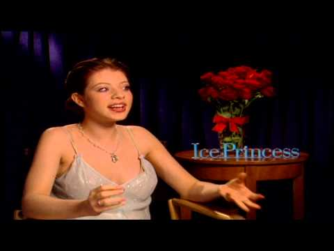 "Ice Princess: Michelle Trachtenberg ""Casey Carlyle"" Exclusive Interview"