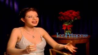 Ice Princess: Michelle Trachtenberg