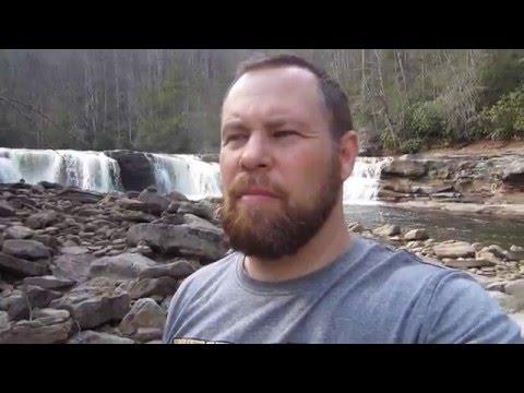 High Falls Trail- WEST VIRGINIA!