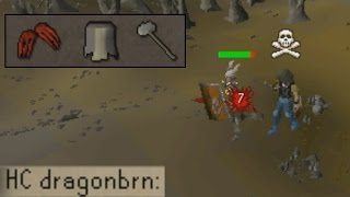 Pretending To Be A Hardcore Ironman in PvP