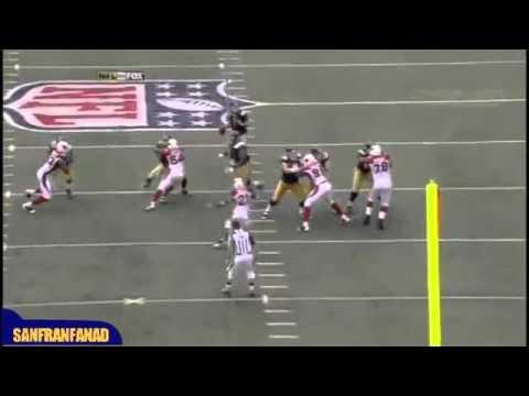 Brett Favre 6 TDs vs Cardinals (NFL Week 4 2008) - CAREER HIGH!